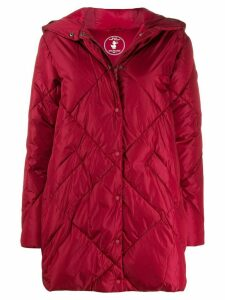 Save The Duck MEGA9 padded coat - Red