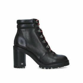 Sam Edelman Sade - Black Block Heeled Ankle Boot