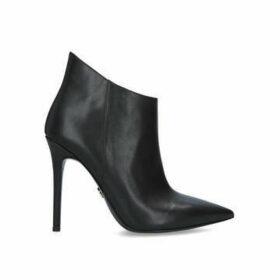 Michael Michael Kors Antonia Bootie - Black Stiletto Heel Ankle Boots