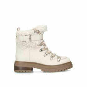 Sam Edelman Gretchen - Nude Chunky Hiker Boots
