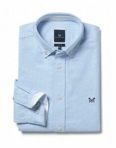 Crew Clothing Oxford Slim Fit Shirt