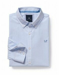 Crew Clothing Fine Stripe Shirt