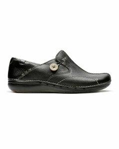 Clarks Un Loop Shoes E Fit