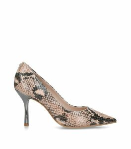 Snake Print Achievement Pumps 90