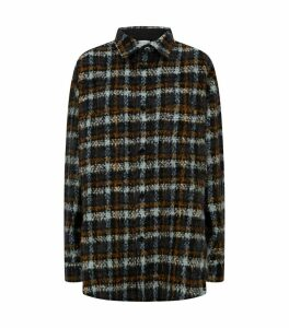 Tweed Check Shirt