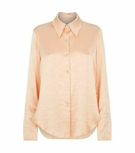 Mandine Satin Shirt