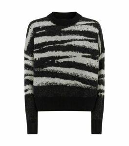 Ture Zebra Sweater