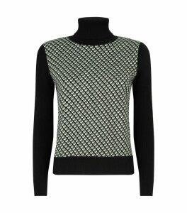 Bronwen Rollneck Sweater