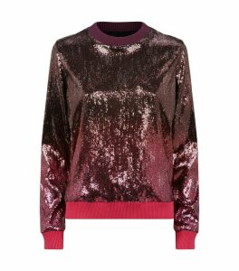 Magpie Sequin Sweater