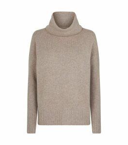 Arun Cashmere Crewneck Sweater