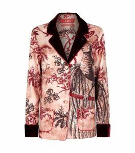 Ade Velvet Trim Shirt
