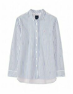 Austell Shirt in Blue Stripe