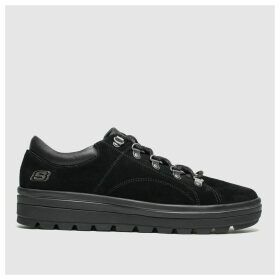 Skechers Black Street Cleats 2 Fashion Trainers