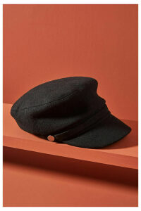 Elle Engineer Cap - Black