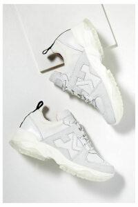 Essentiel Antwerp Leather Trainers - White, Size 39