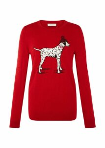 Riley Sweater Red