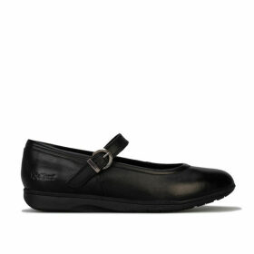 Womens Perobelle Bar Leather Shoes