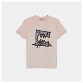 Coach Rexy By Guang Yu Short Sleeve T-shirt
