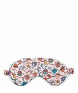 House Of Gifts Tana Lawn Cotton Eye Mask