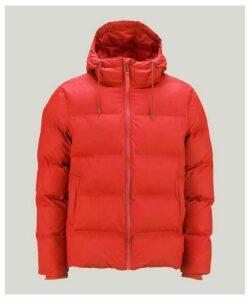 Short Waterproof Thermal Puffer Jacket