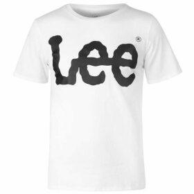 Lee Jeans Lee Chest Logo T-Shirt Mens