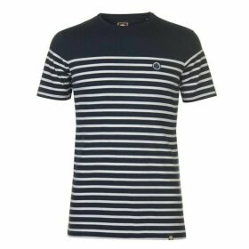 Pretty Green Mens Bonetta SS T-shirt