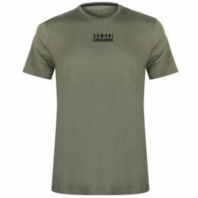 Armani Exchange Armani Chest Logo T-Shirt
