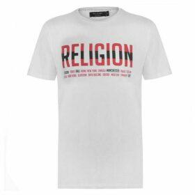 Religion Mens Tour T-Shirt