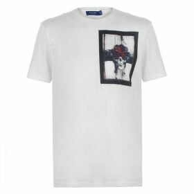 Religion Mens Cross T-Shirt