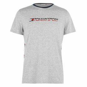 Tommy Sport Tommy Logo Tape T-Shirt