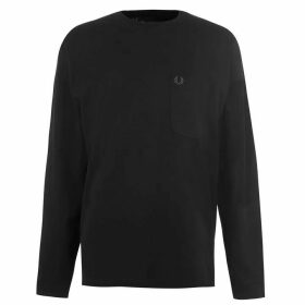 Fred Perry Fred High Neck T-Shirt