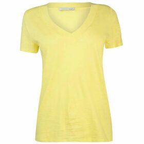 Oui V Neck T-Shirt