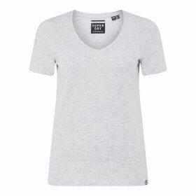 Superdry Womens Essential V-Neck T-Shirt