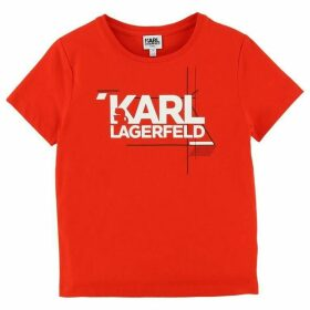 Karl Lagerfeld Boy T-Shirt