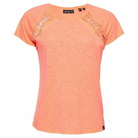 Superdry Elizabeth Lace T-Shirt