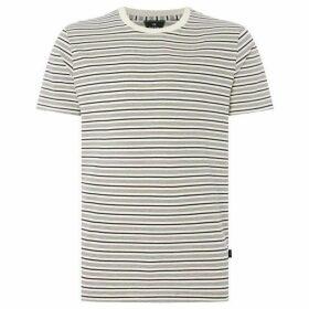 PS by Paul Smith Fine Stripe T-Shirt