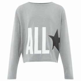 Converse Oversized Fit All Star Long Sleeve T-Shirt