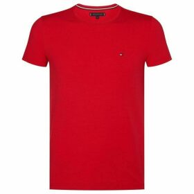 Tommy Hilfiger Stretch Slim Fit T-Shirt