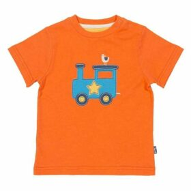 Kite Toddler Beach Train T-Shirt