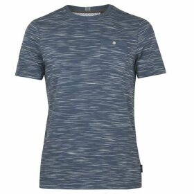 Ted Baker Skales Slub Look Cotton T-Shirt