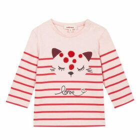 Catimini Little Sailor Face T-Shirt