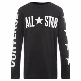 Converse All Star Long Sleeve T-Shirt