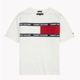 Tommy Hilfiger Graphic Flag T-Shirt