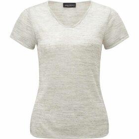 James Lakeland V Neck T-Shirt