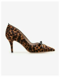 Eleanor Courts Brown Women Boden, Leopard