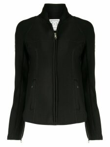 Chanel Pre-Owned sports line long-sleeve jacket - Black