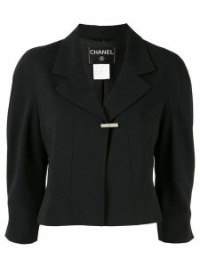 Chanel Pre-Owned 1999 long-sleeve jacket - Black