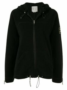 Chanel Pre-Owned Sports Line logo hoodie - Black