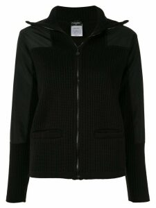 Chanel Pre-Owned sports line jacket - Black