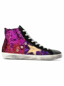 Golden Goose Sneakers Francy Gold Star